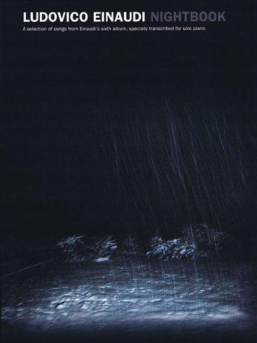 Ludovico Einaudi: Nightbook: Songbook für Klavier: Solo Piano
