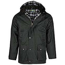Original English wax jacket Country