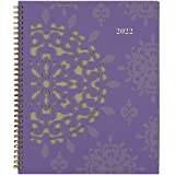2022 Weekly & Monthly Planner by Cambridge, 8-1/2' x 11', Large, Vienna (122-905)