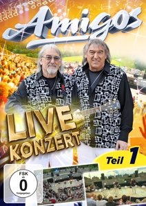 Amigos - Live Konzert - Teil 1