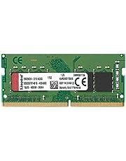 キングストンKingstonノートPC用メモリ DDR4-2400 (PC4-19200) 8GB CL15 1.2V Non-ECC SODIMM 260pin KVR24S17S8/8 永久保証
