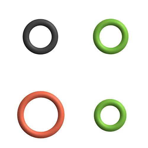 Dichtung/O-Ringe Set für Kupplung Milchaufschäumer für Philips HD5730