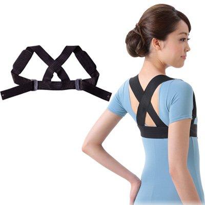 磁気医療器 メディカル肩甲骨ベルト 【ぴ~んdeこりとる】 S~M