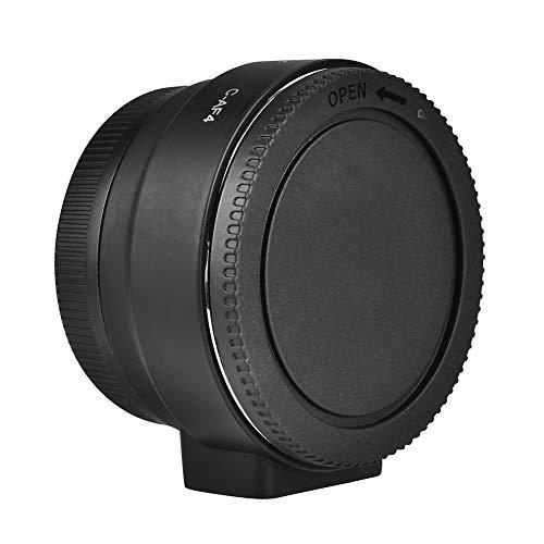 Soapow Meike EF S-EOS M - Adaptador de anillo de transferencia electrónica para objetivo Canon EF EF-S a EOS M EF-M