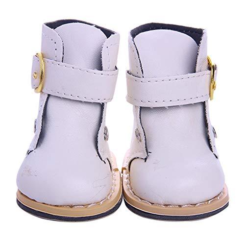 Uteruik Pop Laarzen Schoenen voor 46cm/18in Amerikaanse Meisje Pop Casual Outfits Kostuum Accessoire