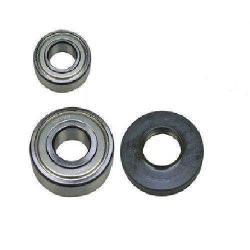 Juego de rodamientos de tambor para lavadora AEG Privileg 6306ZZ 6307ZZ, junta de eje 47 x 80 x 11/12,5