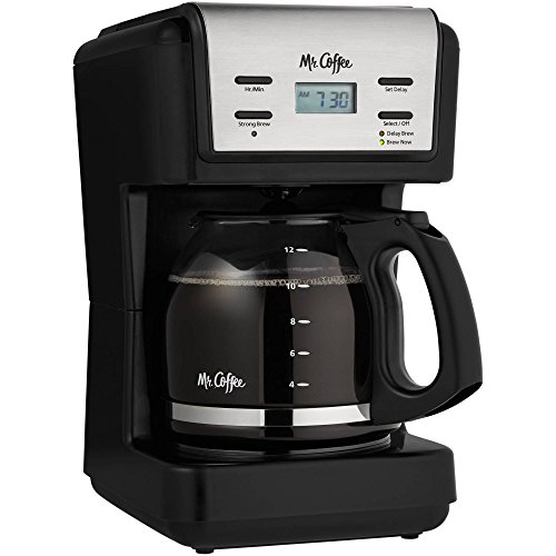 mr coffee 12 cup chrome - 9