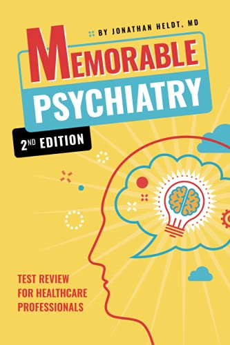Compare Textbook Prices for Memorable Psychiatry  ISBN 9781737210818 by Heldt, Jonathan