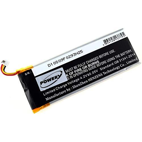 Akku für GPS Navigation Becker BE B50, 3,7V, Li-Polymer
