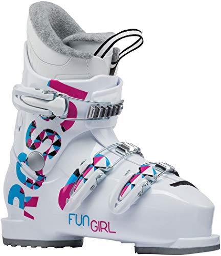 スキーブーツ ROSSIGNOL ロシニョール ジュニア FUN GIRL J3 19-20モデル 子供用 こども