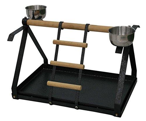 Croci - Supporto Per Pappagallo 56 X 32 X 35 Cm