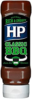 HP Sauce - Original BBQ Sauce - Classic Woodsmoke - 465g