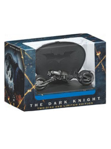 Il Cavaliere Oscuro (Limited) (2 Dvd+Bat Pod)