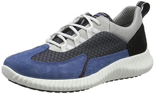 IGI&CO Scarpa Uomo UIL 51236, Sneaker, Blu (Bluette 5123611), 39 EU