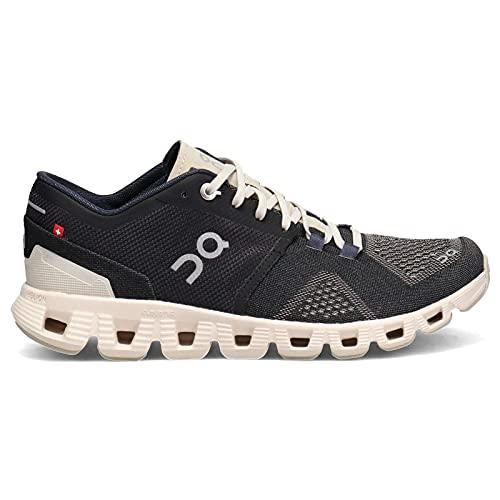 On CLOUD - Zapatillas de correr para hombre, Mujer, Black Pearl, 42.5 EU