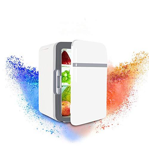 Auto Koelkasten, 10L Portable Stille Koeling En Verwarming Functie Auto 12V / 220V Thuis Klein Koelkastje, Geschikt Voor Lounge Car Bedroom Dining Room
