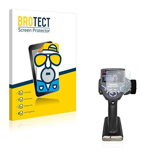 BROTECT 2X Entspiegelungs-Schutzfolie kompatibel mit Futaba 4PX Bildschirmschutz-Folie Matt, Anti-Reflex, Anti-Fingerprint