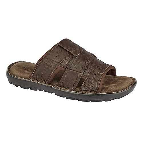 Batz Zoltan Sandalias Zuecos Zapatos de Cuero para Hombre