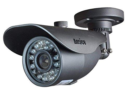 Ansice 720P AHD Cámara CCTV 3.6mm Gran Angular CMOS Chips Con IR 24 LEDs Infrarrojos AHD Sistemas de Seguridad AHD Solo para AHD DVR