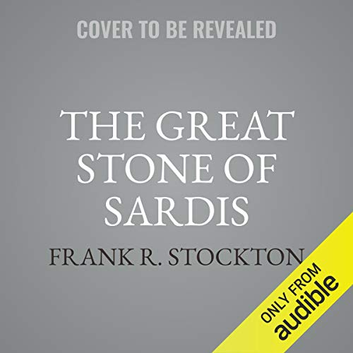 The Great Stone of Sardis cover art
