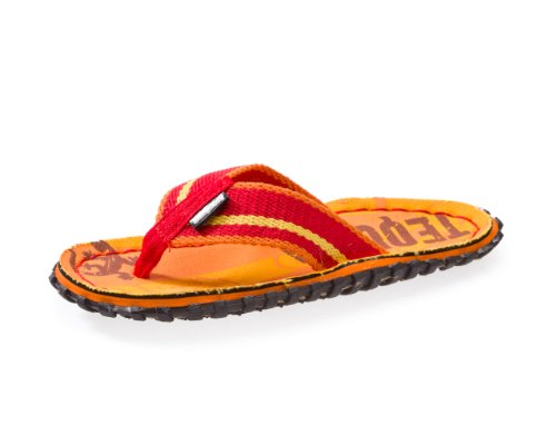 Beachers - Tequila Sunrise - Zehentrenner / Sandale - gelb / orange (37)