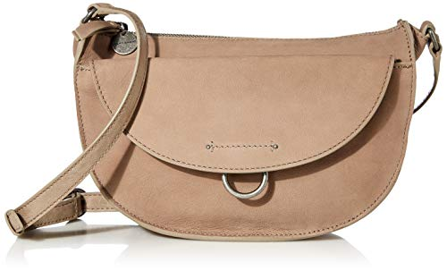Lucky Brand womens Vala Crossbody Bag, Cinder, Small US
