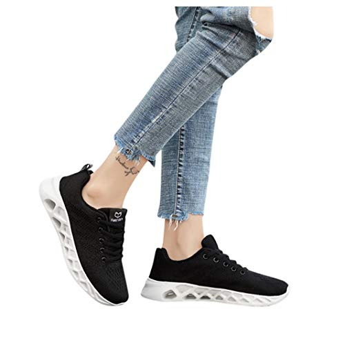 Toimothcn Womens Vintage Rome Shoes Ankle Bootie Casual Flat PU Leather Lace-up Boots Round Toe Shoe