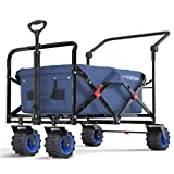 Best Folding Wagons - PATHLON Collapsible Folding Utility Wagon – Heavy Duty Review