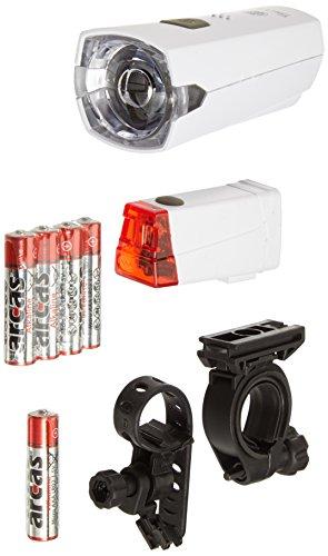 Büchel Slim LED Batterieleuchtenset, 12 Lux, weiß, 51225425