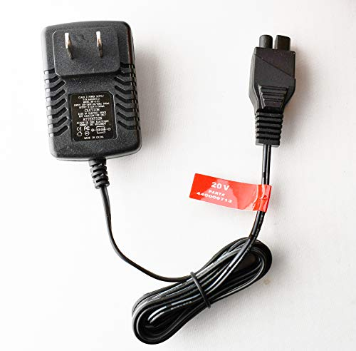 Charger for Dirt Devil FlipOut Vacuum 20V AC Adapter #440009713 Charger for Hand held Vacuum BD10320