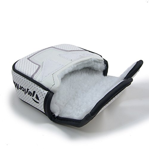 Product Image 7: New TaylorMade Ghost Manta Putter Headcover Center-Shafted