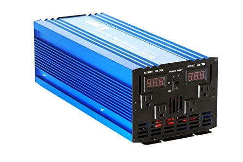 BCI 3000 Watt Pure Sine Wave Inverter / 12VDC to 110VAC
