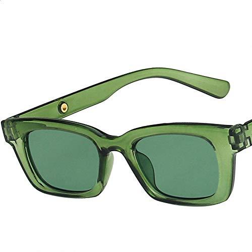 Gafas de sol, Polarizadas Gafas de sol Hombres Mujeres Retro Gafas de Sol Masculino Protección UV