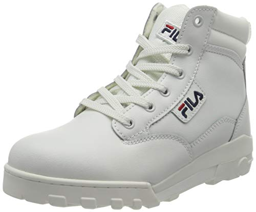 FILA Damen Grunge 2 L mid wmn Boot, White, 37 EU