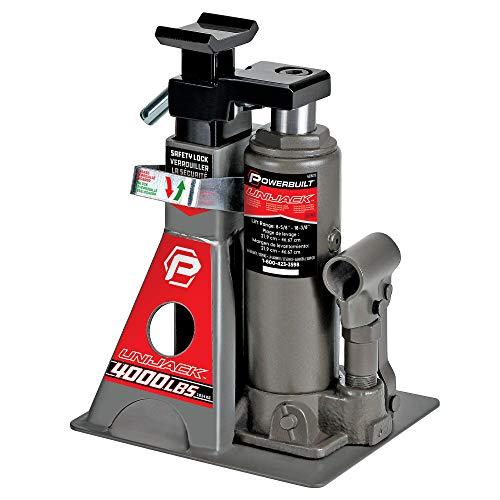 Powerbuilt 620470 Unijack - 4000 lb. Capacity