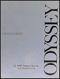 Best 1997 honda odyssey repair manual Reviews