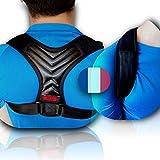 GH Corrector de postura – Talla (M/L/XL) – Encuentra la espalda derecha con la cintura dorsal...