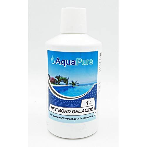 jardiboutique -Nettoyant Ligne d'eau en Gel pour Piscine 1 litre-BP-51438973