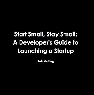 Start Small, Stay Small audiobook cover art