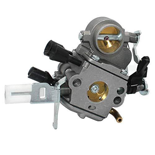 Durable Carburador para motosierra Stihl MS181 MS181 2 Mix MS181C MS181C-BE MS181CBE 2 Mix MS181C-BE Z MPN ZAMA C1Q-S121C C1Q-S122C C1Q-S191B C1Q-S192B C1Q-S268C C1Q-S269C 1139 060 06912 1139120
