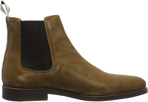 GANT Footwear Herren MAX Chelsea Boots, Braun (Tobacco Brown G42), 42 EU