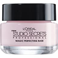L'Oreal Paris Magic Perfecting Base Face Primer, Instantly Smoothes Lines, Mattifies Skin & Hides...
