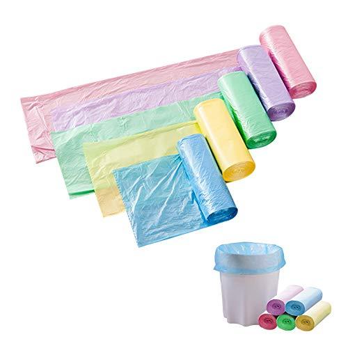 Sacchetti per la spazzatura, questi sacchetti robusti e spessi, possono caricare 9 kg, 150...