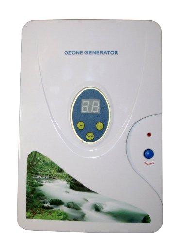 Agua Ozono y purificador de aire | Limpiador Esterilizador para agua, verduras, frutas, y Más