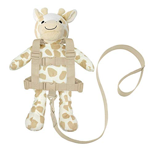 Travel Bug Toddler Character 2-in-1 Safety Harness - Giraffe