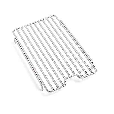 Napoleon Stainless Steel Outdoor BBQ Barbecue Broil Infrared Side Burner Grid for LEX 485 & Prestige Grills