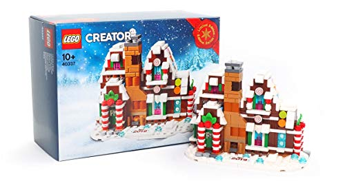 CREATOR 2019 Lego Gingerbread House Mini Limited Edition 40337