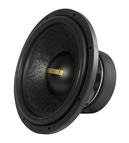 "Rockville Punisher 15D2 15"" 6000w Peak Competition Car Audio Subwoofer Dual 2-Ohm Sub 1500w RMS CEA Rated"