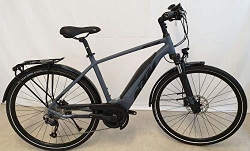 "KTM Macina Sport 9 A+4 Bosch 2019 - Bicicleta eléctrica, color gris piedra mate/negro., tamaño 28"" Herren Diamant 51cm, tamaño de rueda 28.00"