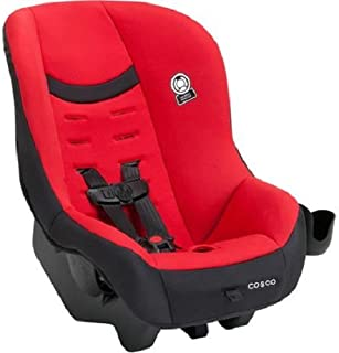 Cosco Scenera Next Convertible Car Seat with Cup Holder Candy Apple Red (Candy Apple)